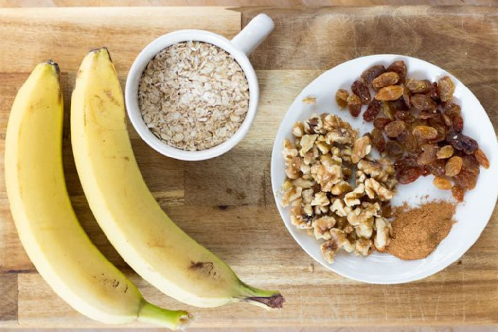 Free complimentary and healthy breakfast consisting of oatmeal, banana, hot coffee and/or tea that guests may prepare on their own. (Mini-Fridge also in room for light food storage.)
