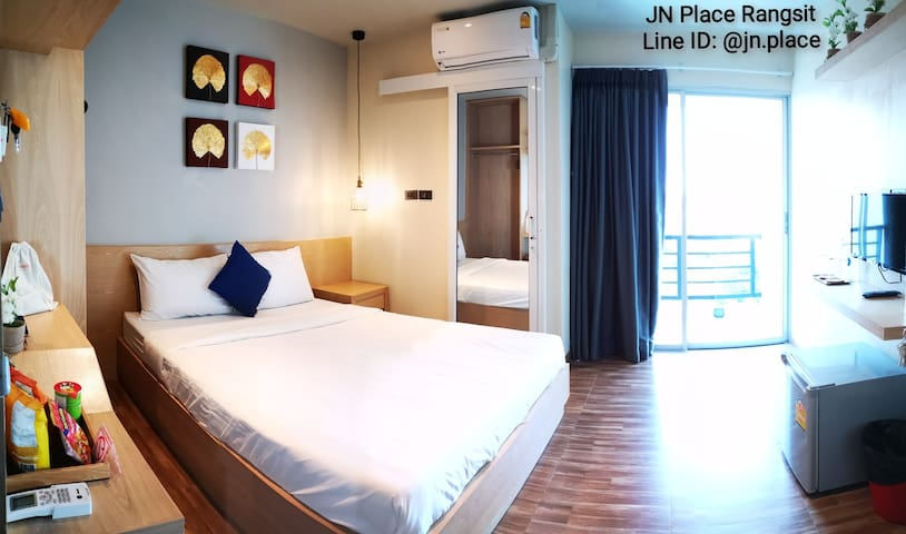JN Place Rangsit - Superior Double Bed
