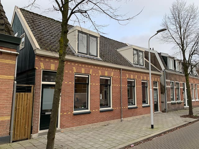 Nice house close to Amsterdam and Zaanse Schans! A