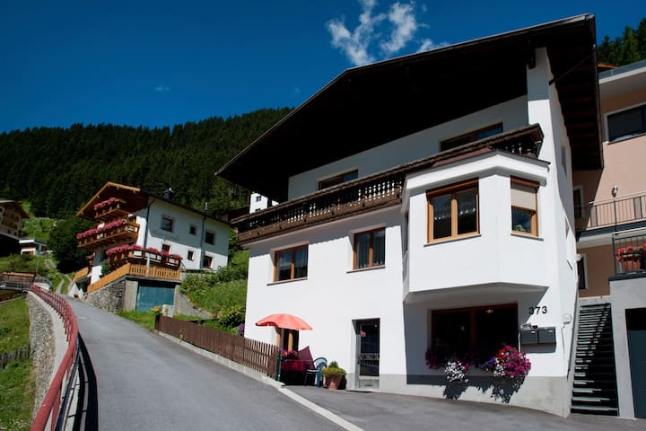 Modern Apartment near Ski Area in Kappl