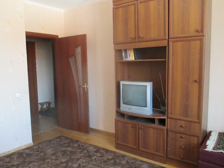 Nice flat next to Moscow
