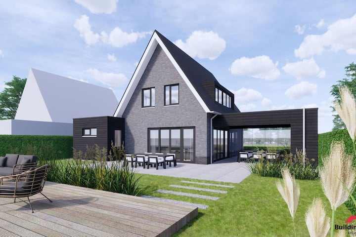 Newly-built Holiday Home in Stavoren with Jacuzzi, Sauna