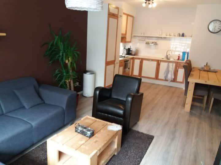 Comfortabel appartement vlakbij centrum van Leiden