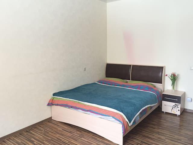 """Уютное жилье в прекрасном доме ЖК """"Европейский - Krasnodar - Appartement"""