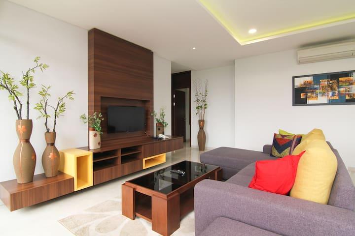 2BEDROOM/2BATH Executive Suite at Setra Duta