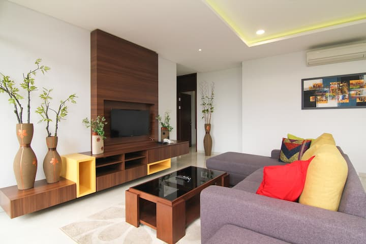 2BEDROOM/2BATH Executive Suite at Setra Duta