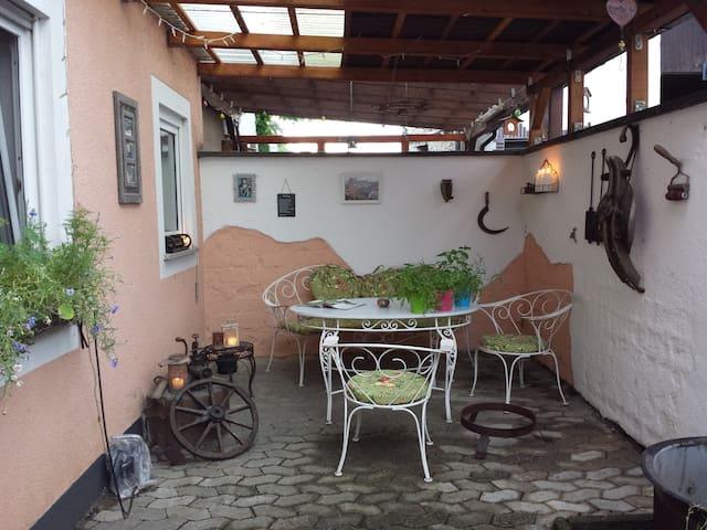 Gemütliches Häuschen in Rüber - Rüber - Casa