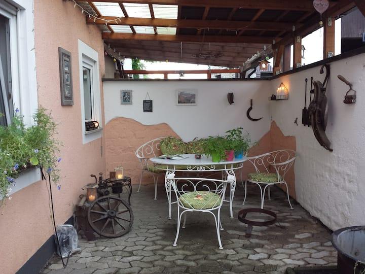 Gemütliches Häuschen im Maifeld/Mosel