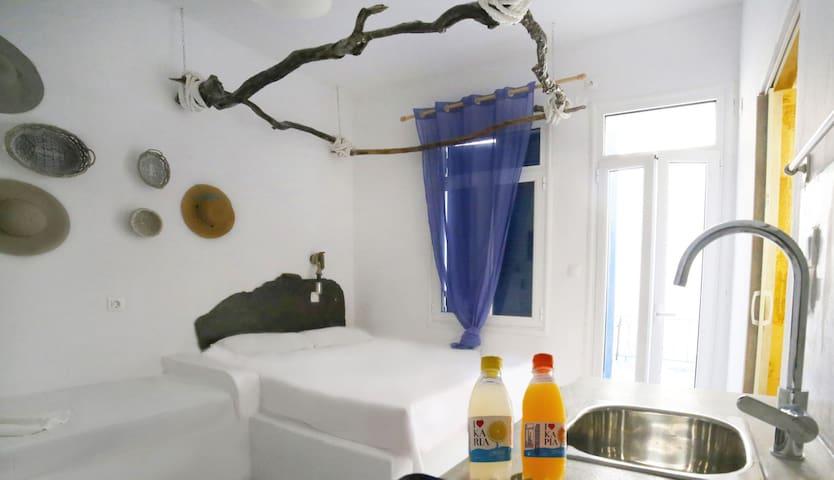 Ανακαινισμένο δωμάτιο Θέρμα Ικαρίας