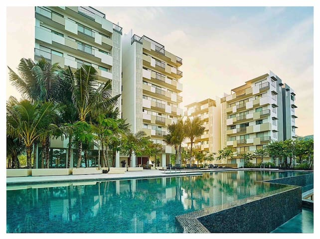 Private Apartment Swimming Pool