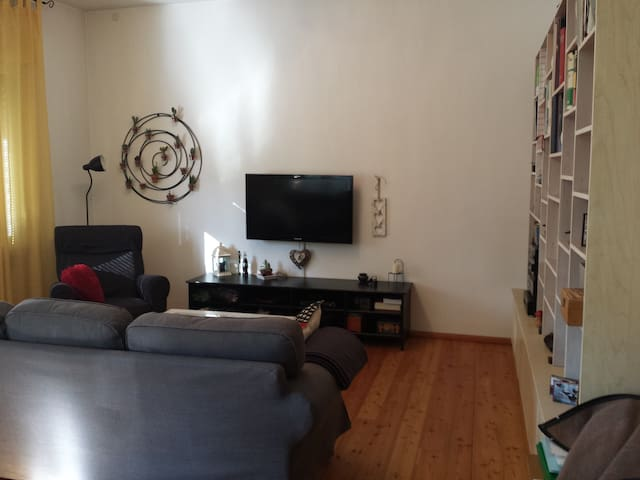 room in very cozy apartment - San Giovanni - Byt