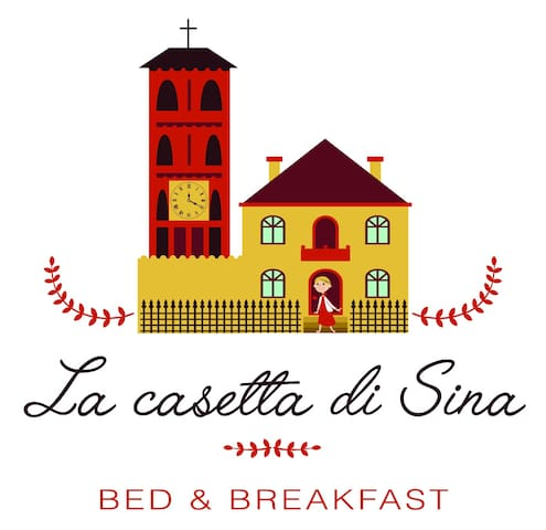 Welcome to Asti and to the B & B La Casetta Sina!
