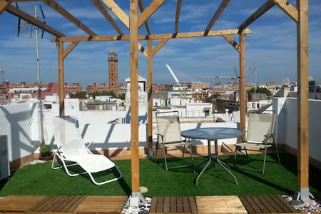 Room in Loft attic centre Seville - Sevilla - Loft