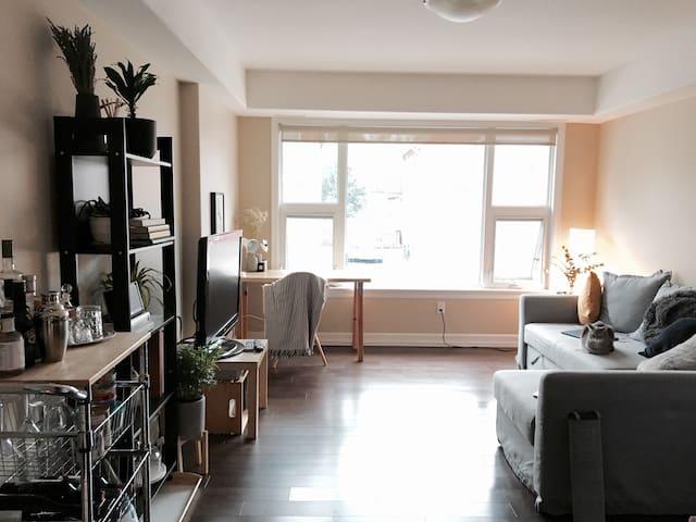 Amazingly Located Sunny Private Room