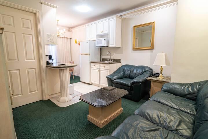 Departamento de una habitación en San Pedro