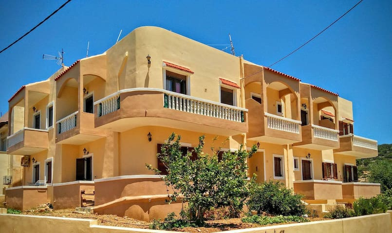Marilia apt - Karpathos - Apartament