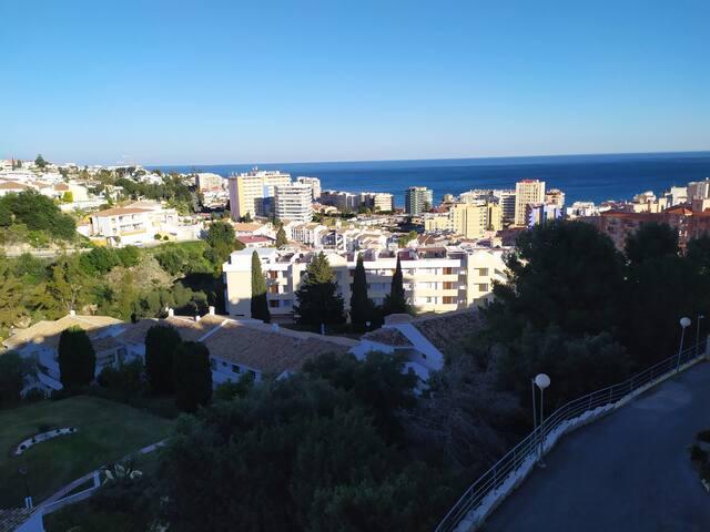 Coqueto Atico - Lovely Penthouse en /in Fuengirola