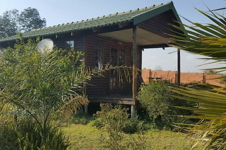 Log Cabin (2) in the Countryside - Midrand