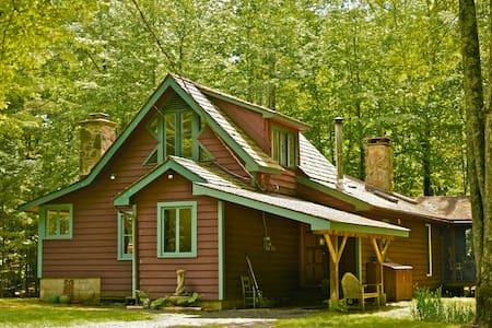 Woodland Retreat at the foot of the Catskills - Stone Ridge