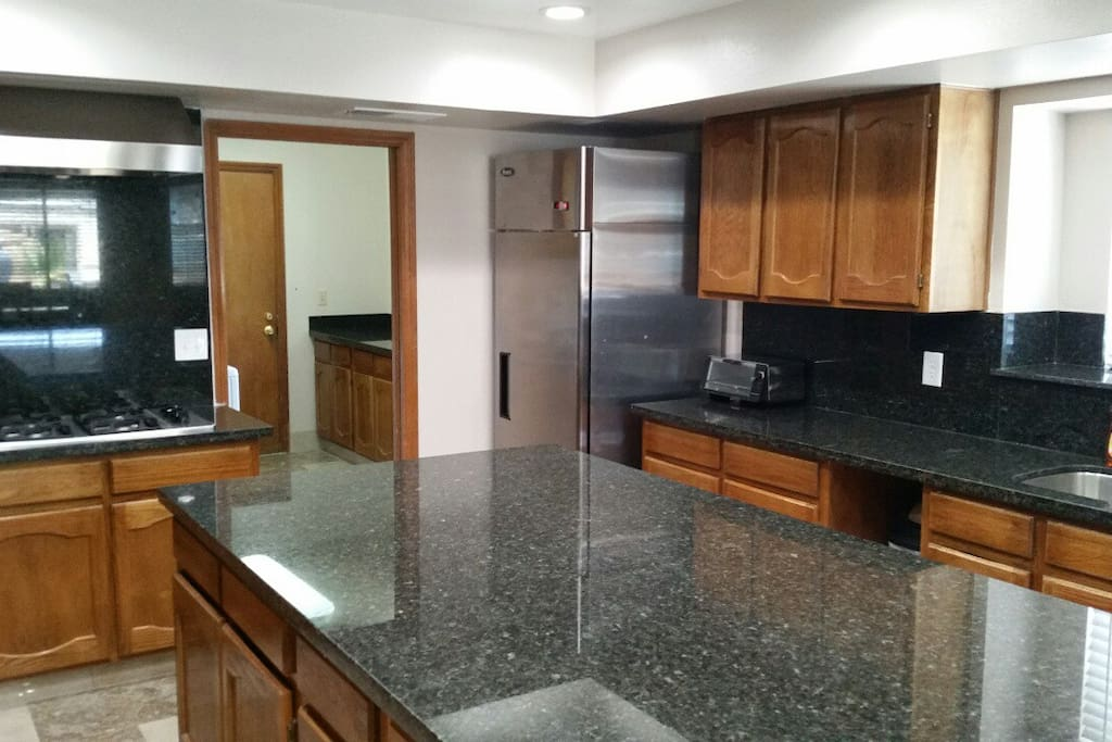 Over sized Kitchen, 1 of 2 kitchens