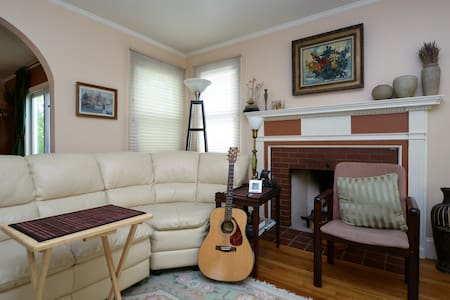Providence Area, Large Bedroom - Pawtucket - Rumah