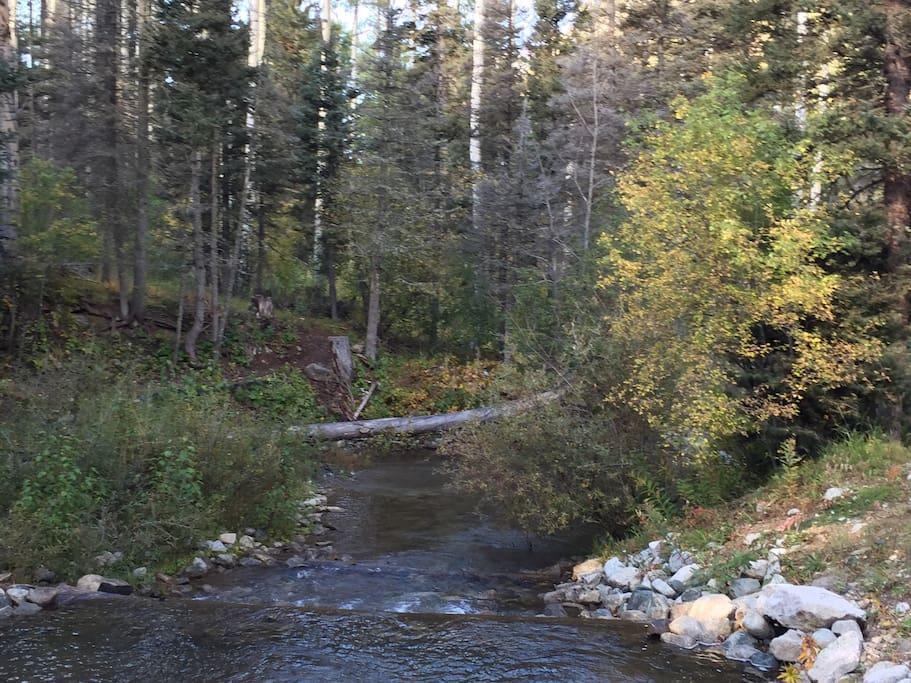 Streamside Condo Apartments For Rent In Taos Ski Valley