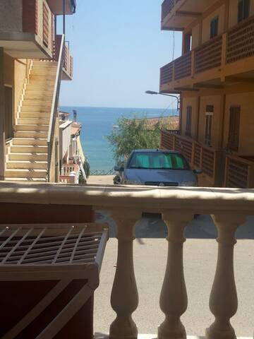 Appartamento sul mare!