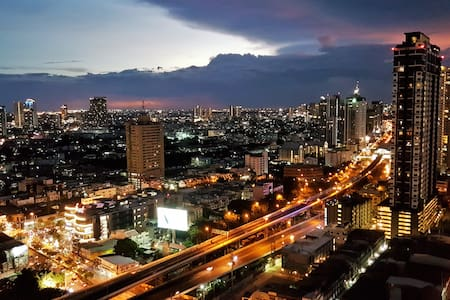 2 Bedroom 5 Star luxury condo in the heart of BKK - Bangkok - Wohnung