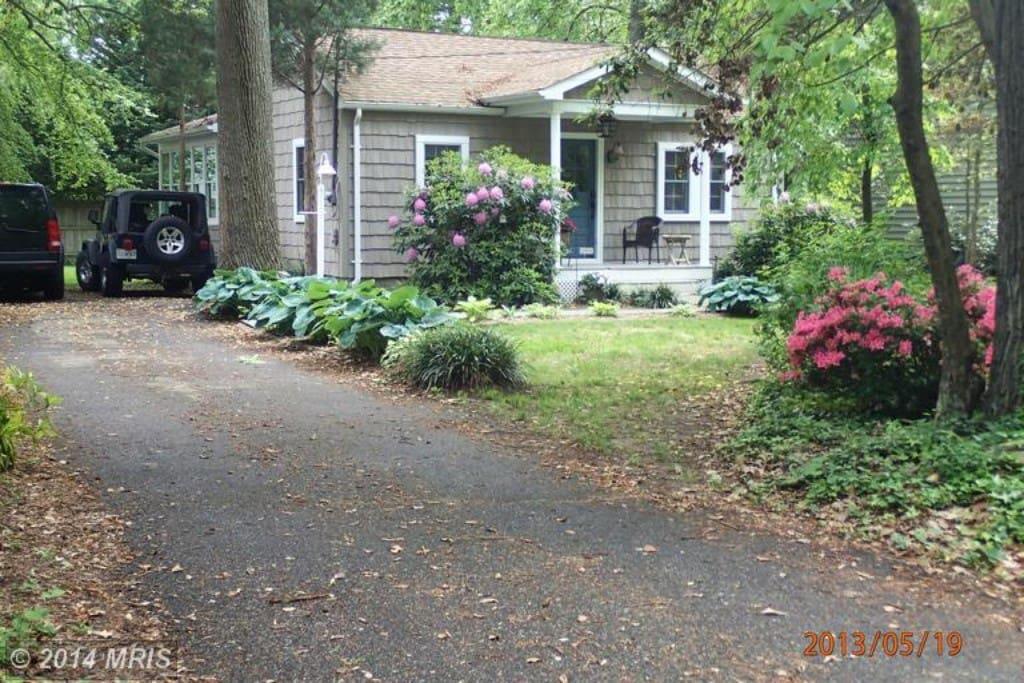 Nantuckt cottage style closer!