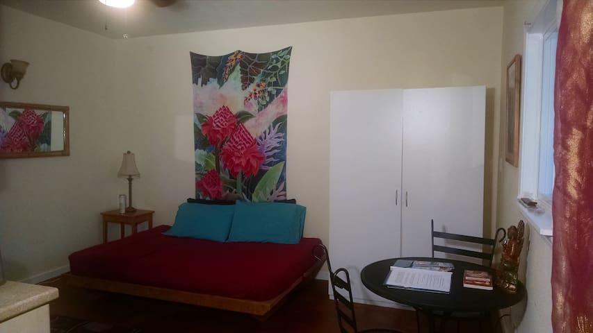 Kapaa private Studio Sanctuary - Kapaa - Lägenhet