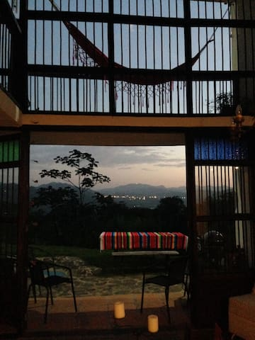 Cabaña Campestre birdwatching  Eje Cafetero - Manizales - House