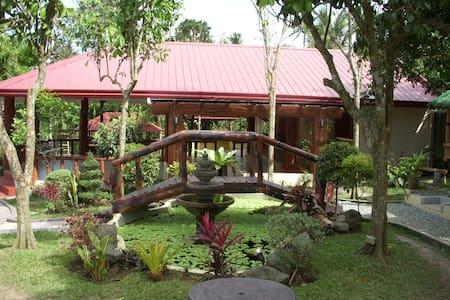 AJ Gardens Resort Guest Room #1 - Alfonso