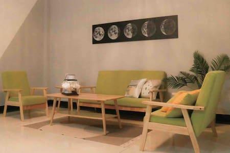 O屋子 北欧风格 小清新 温馨两厅房