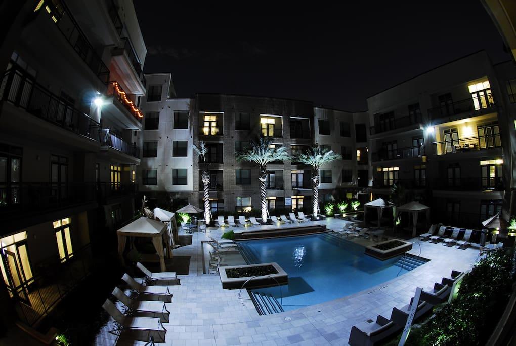 Greenway Apartments Houston Texas