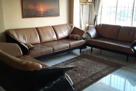 3bhk Furnished Home - Bandra West - Mumbai - Wohnung