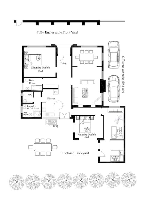 Floor-plan: You know what you are getting