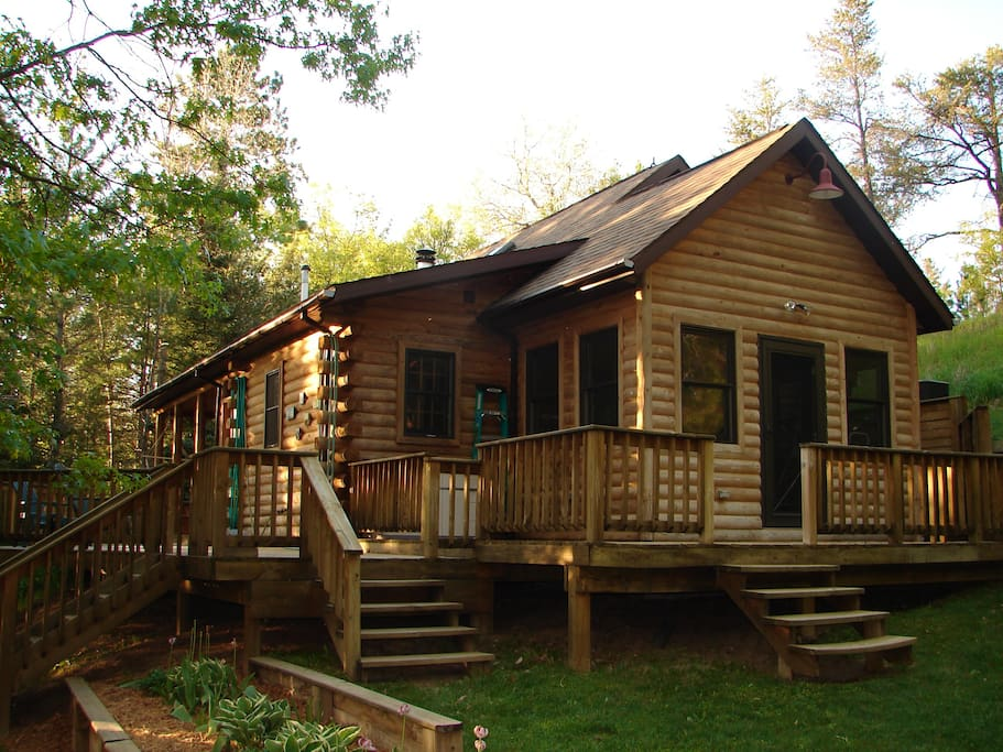 Year Round Paradise On The Ausable River Cabins For Rent