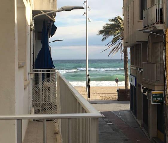 Casita de pescador II en Calafell, Barcelona