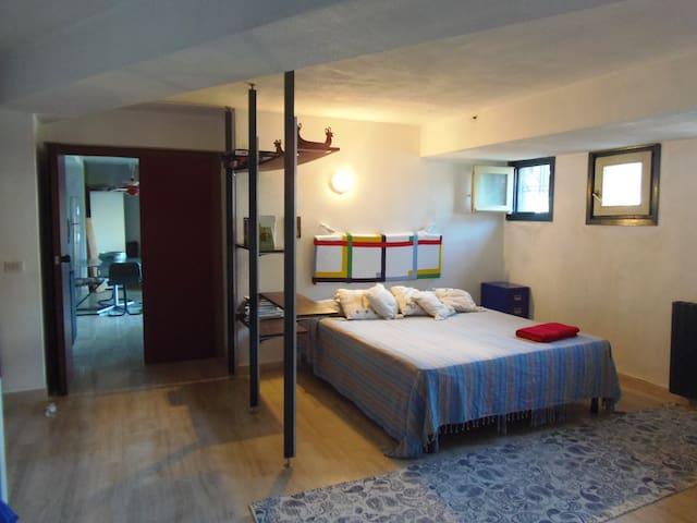 THIRD MASTER BEDROOM   double bedroom 3 second level dependance