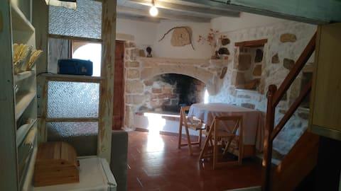Kamenný mezonetový domček - Stavlaki
