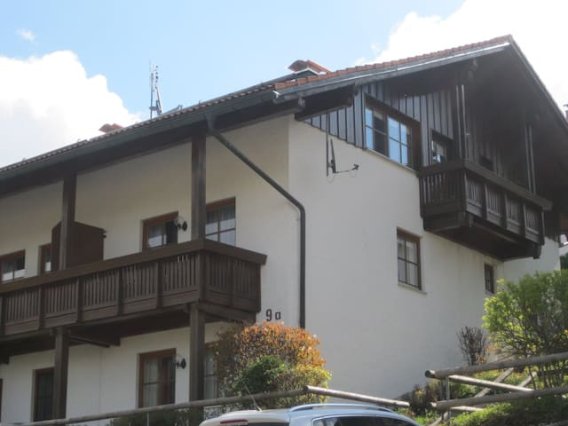 FeWo Landhaus Rißbachtal - Bodenmais - Casa