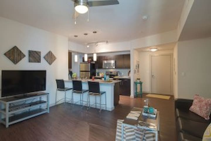 Modern 2B 2B located close to UH/Downtown Houston