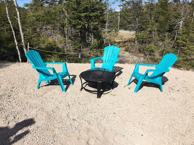 Henders Haven! Glamping! Glamorous Camping!