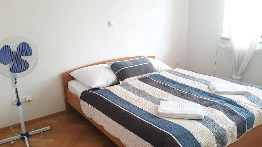 Accommodation in the magical part of Prague