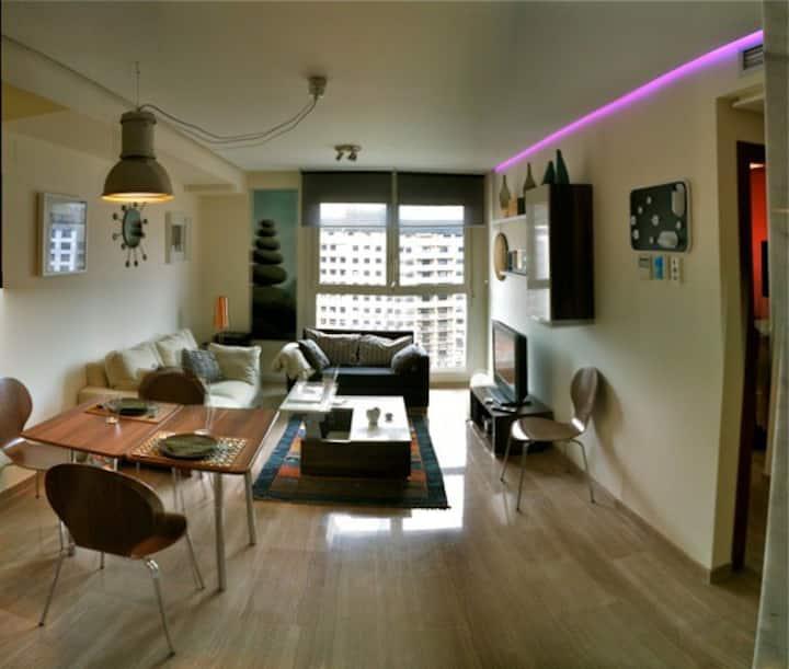 Deluxe Apartment Studio Wifi + pool