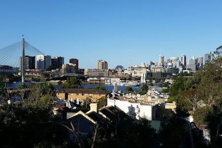 Breath taking Sydney Harbour