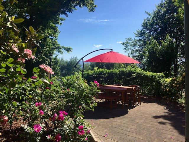 """""""Elsmere"""" - Heritage Gardens & Accom"""