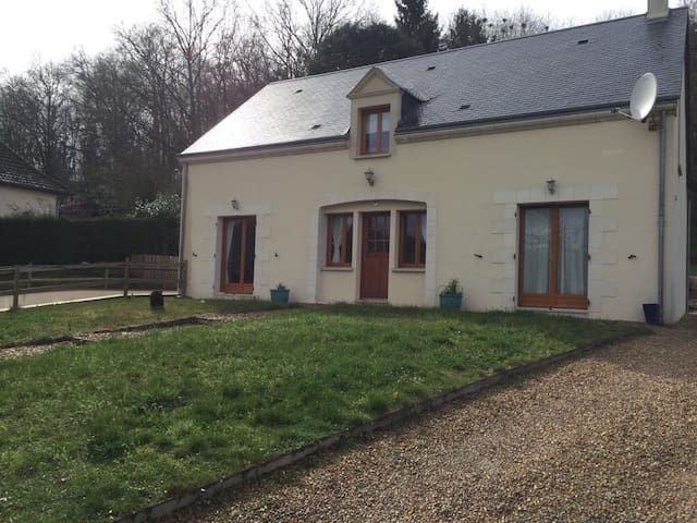 Beauval Chambre - Zoo B&B DTA - Seigy - Bed & Breakfast