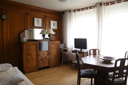 En centre ville, appartement ancien - Pontarlier