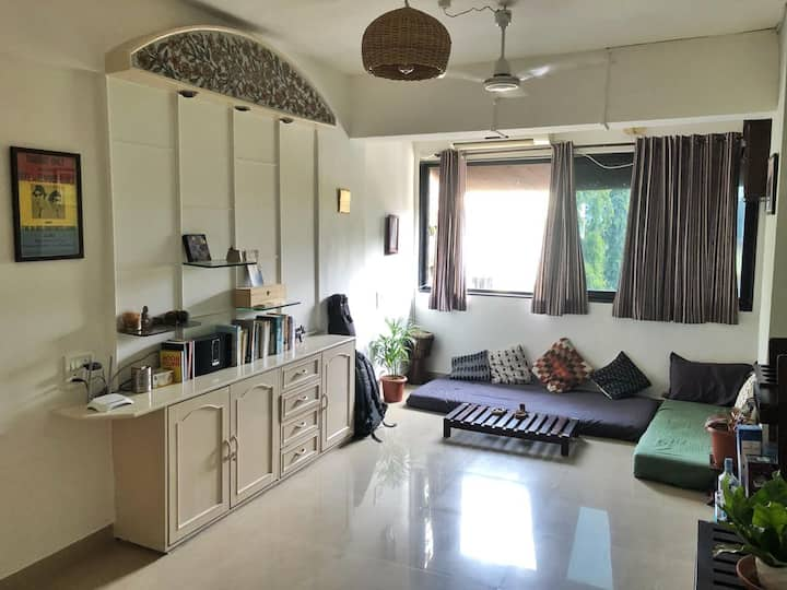 chilled-out space to work and live @ bandra west